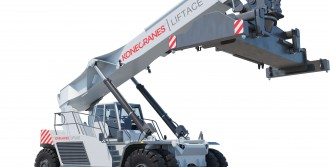 Liftace Reach Stacker